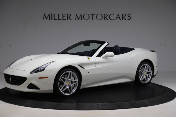 Used 2016 Ferrari California T for sale Sold at Bugatti of Greenwich in Greenwich CT 06830 2