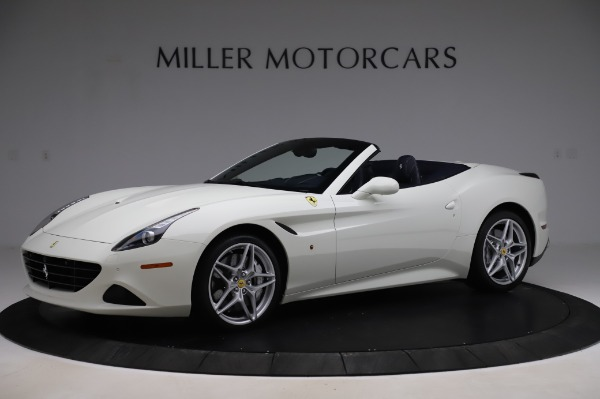 Used 2016 Ferrari California T for sale Sold at Bugatti of Greenwich in Greenwich CT 06830 3