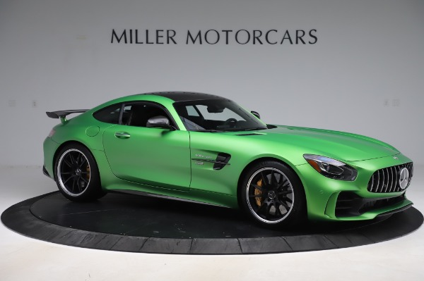 Used 2019 Mercedes-Benz AMG GT R for sale $155,900 at Bugatti of Greenwich in Greenwich CT 06830 10