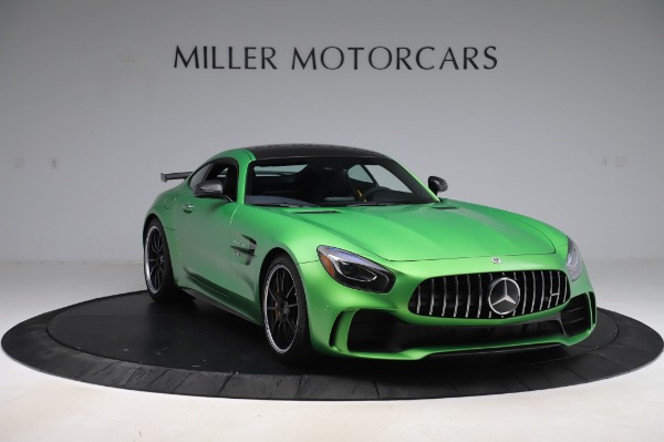 Used 2019 Mercedes-Benz AMG GT R for sale $155,900 at Bugatti of Greenwich in Greenwich CT 06830 11