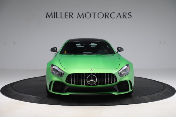 Used 2019 Mercedes-Benz AMG GT R for sale $155,900 at Bugatti of Greenwich in Greenwich CT 06830 12
