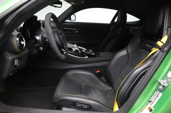 Used 2019 Mercedes-Benz AMG GT R for sale $155,900 at Bugatti of Greenwich in Greenwich CT 06830 14