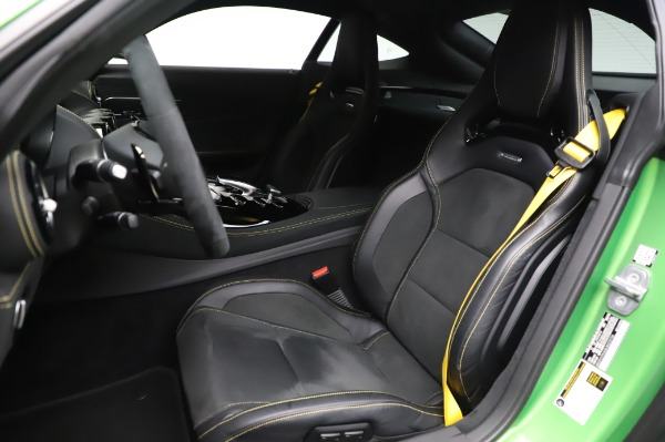 Used 2019 Mercedes-Benz AMG GT R for sale $155,900 at Bugatti of Greenwich in Greenwich CT 06830 15