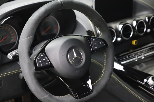 Used 2019 Mercedes-Benz AMG GT R for sale $155,900 at Bugatti of Greenwich in Greenwich CT 06830 18