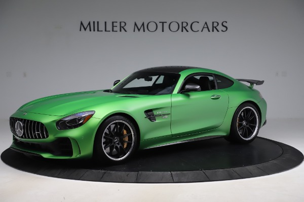 Used 2019 Mercedes-Benz AMG GT R for sale $155,900 at Bugatti of Greenwich in Greenwich CT 06830 2