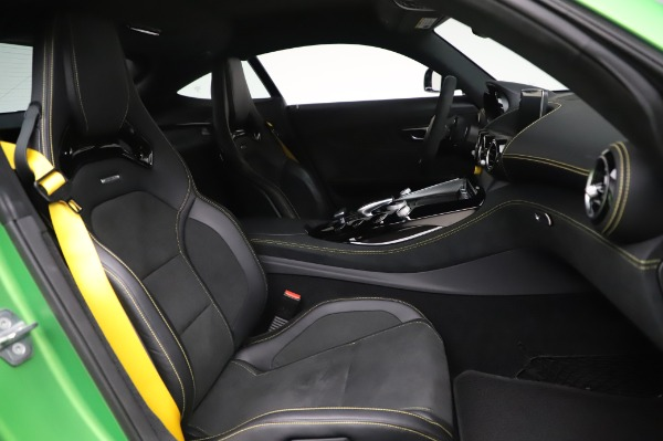 Used 2019 Mercedes-Benz AMG GT R for sale $155,900 at Bugatti of Greenwich in Greenwich CT 06830 20