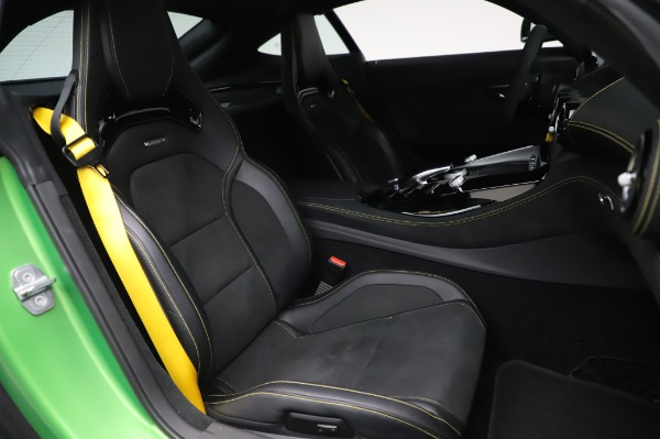 Used 2019 Mercedes-Benz AMG GT R for sale $155,900 at Bugatti of Greenwich in Greenwich CT 06830 21