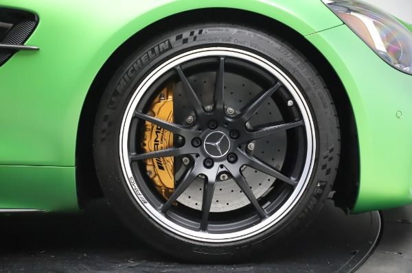 Used 2019 Mercedes-Benz AMG GT R for sale $155,900 at Bugatti of Greenwich in Greenwich CT 06830 23