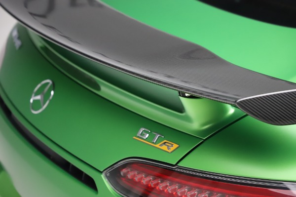 Used 2019 Mercedes-Benz AMG GT R for sale $155,900 at Bugatti of Greenwich in Greenwich CT 06830 26