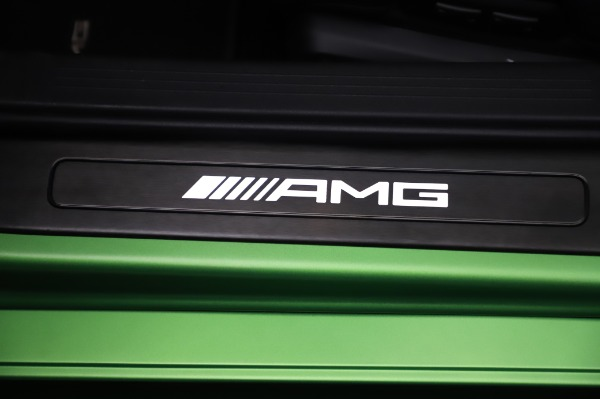 Used 2019 Mercedes-Benz AMG GT R for sale $155,900 at Bugatti of Greenwich in Greenwich CT 06830 27
