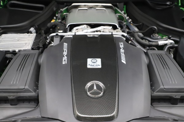 Used 2019 Mercedes-Benz AMG GT R for sale $155,900 at Bugatti of Greenwich in Greenwich CT 06830 28