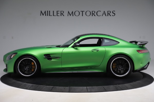 Used 2019 Mercedes-Benz AMG GT R for sale $155,900 at Bugatti of Greenwich in Greenwich CT 06830 3
