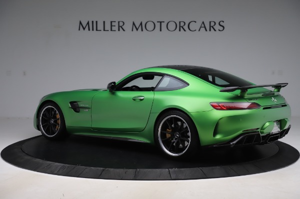 Used 2019 Mercedes-Benz AMG GT R for sale $155,900 at Bugatti of Greenwich in Greenwich CT 06830 4