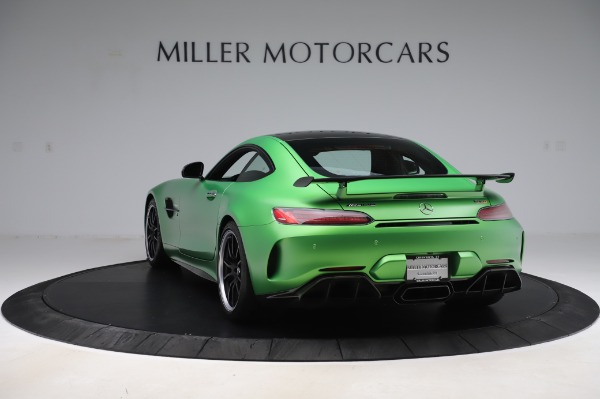 Used 2019 Mercedes-Benz AMG GT R for sale $155,900 at Bugatti of Greenwich in Greenwich CT 06830 5