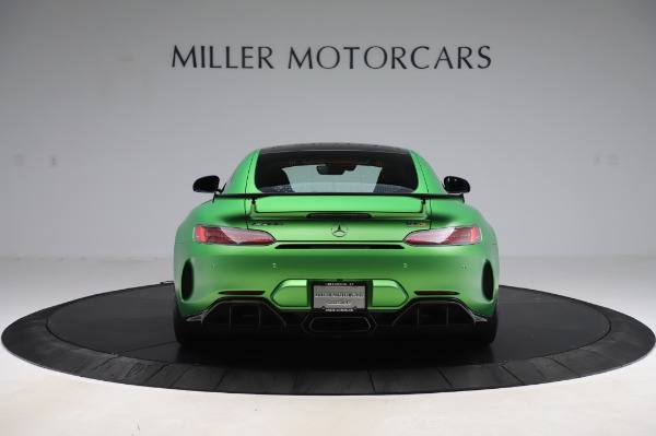 Used 2019 Mercedes-Benz AMG GT R for sale $155,900 at Bugatti of Greenwich in Greenwich CT 06830 6