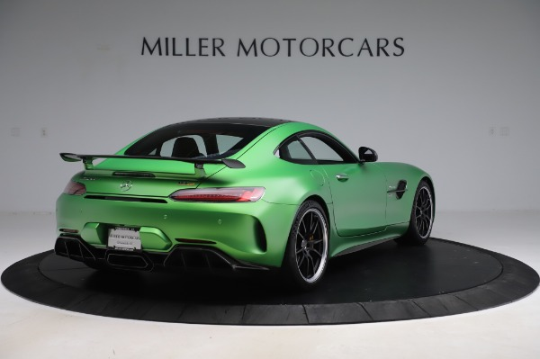 Used 2019 Mercedes-Benz AMG GT R for sale $155,900 at Bugatti of Greenwich in Greenwich CT 06830 7