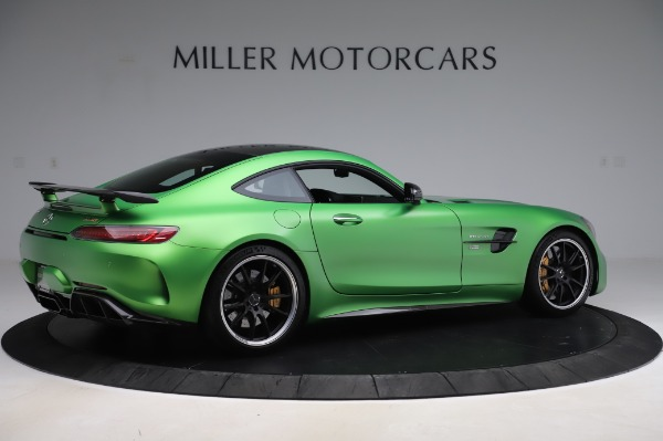 Used 2019 Mercedes-Benz AMG GT R for sale $155,900 at Bugatti of Greenwich in Greenwich CT 06830 8