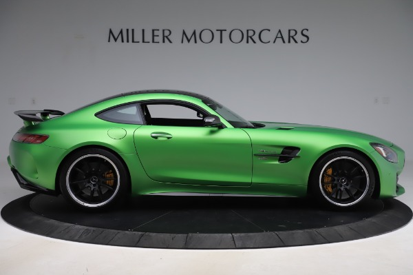 Used 2019 Mercedes-Benz AMG GT R for sale $155,900 at Bugatti of Greenwich in Greenwich CT 06830 9