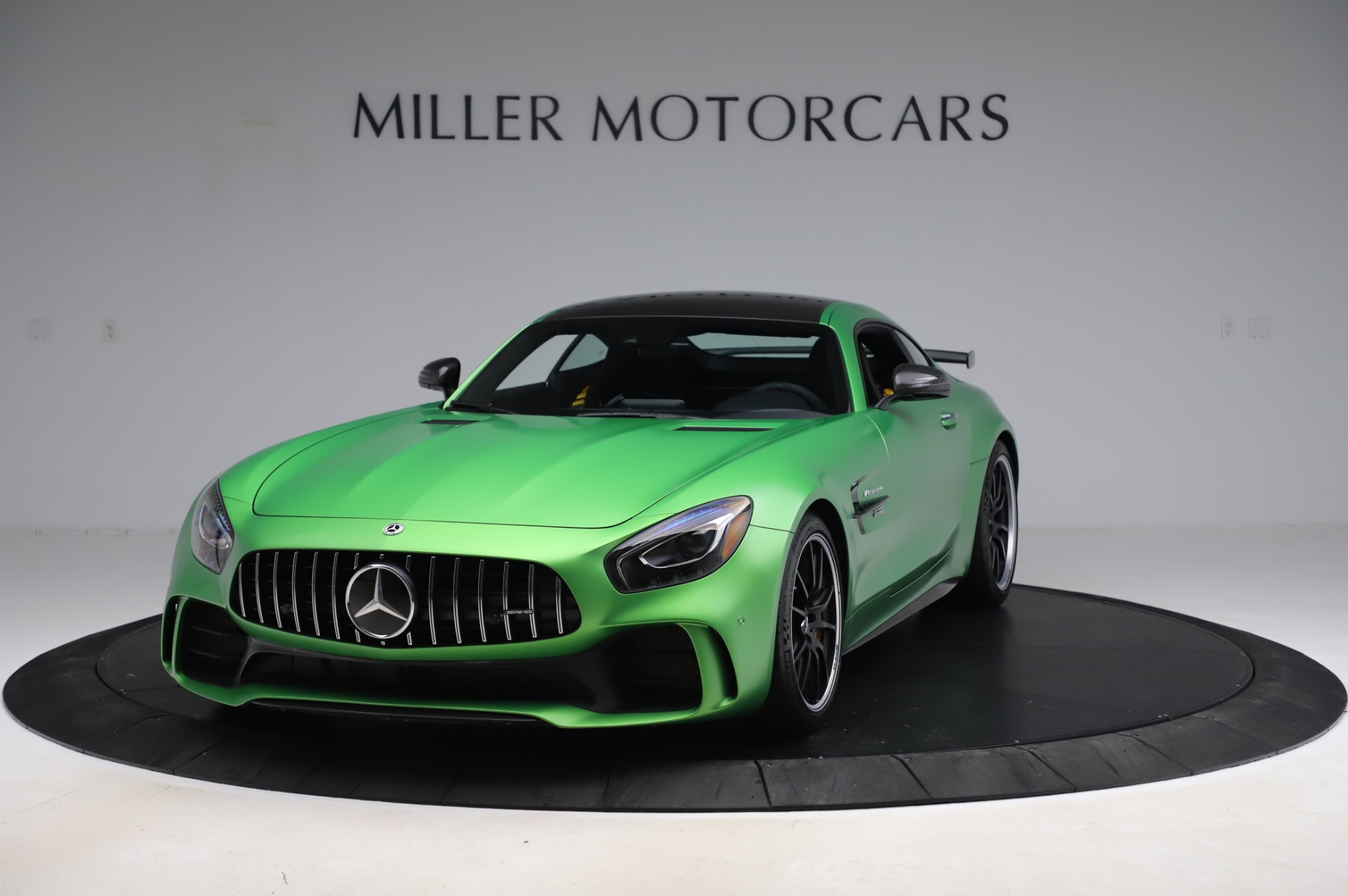 Used 2019 Mercedes-Benz AMG GT R for sale $155,900 at Bugatti of Greenwich in Greenwich CT 06830 1