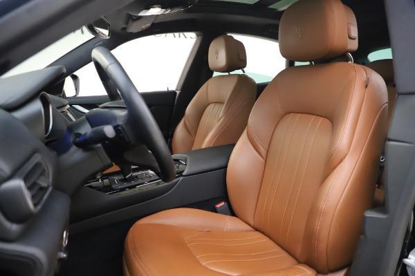 Used 2017 Maserati Levante Q4 for sale $51,900 at Bugatti of Greenwich in Greenwich CT 06830 16