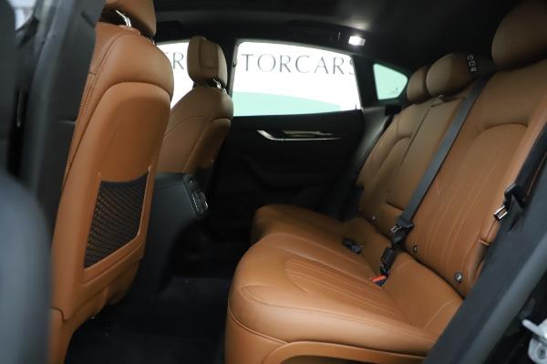 Used 2017 Maserati Levante Q4 for sale $51,900 at Bugatti of Greenwich in Greenwich CT 06830 19