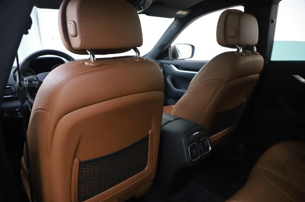 Used 2017 Maserati Levante Q4 for sale $51,900 at Bugatti of Greenwich in Greenwich CT 06830 20