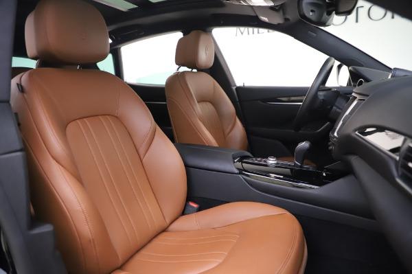 Used 2017 Maserati Levante Q4 for sale $51,900 at Bugatti of Greenwich in Greenwich CT 06830 21