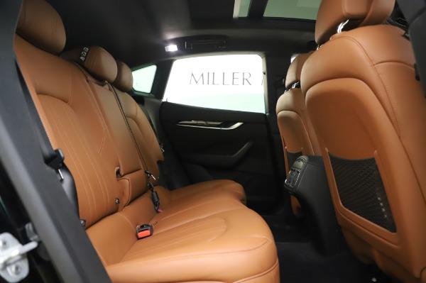 Used 2017 Maserati Levante Q4 for sale $51,900 at Bugatti of Greenwich in Greenwich CT 06830 25