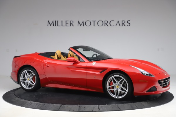 Used 2016 Ferrari California T for sale Sold at Bugatti of Greenwich in Greenwich CT 06830 10