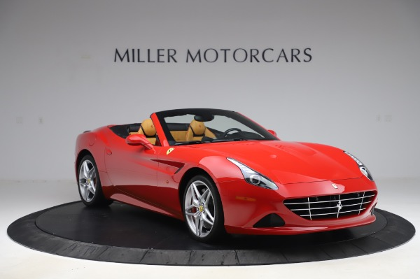 Used 2016 Ferrari California T for sale Sold at Bugatti of Greenwich in Greenwich CT 06830 11