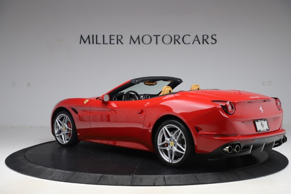 Used 2016 Ferrari California T for sale Sold at Bugatti of Greenwich in Greenwich CT 06830 4