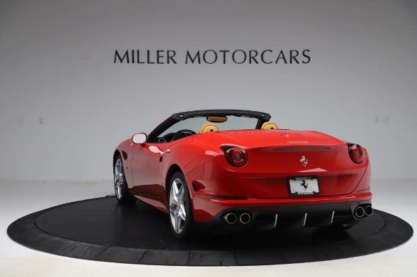 Used 2016 Ferrari California T for sale Sold at Bugatti of Greenwich in Greenwich CT 06830 5