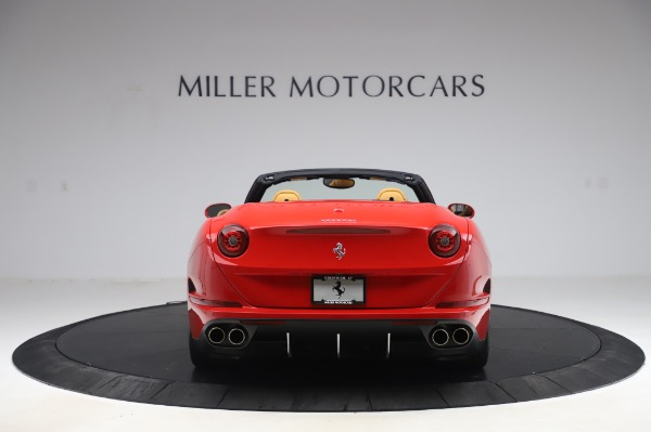 Used 2016 Ferrari California T for sale Sold at Bugatti of Greenwich in Greenwich CT 06830 6