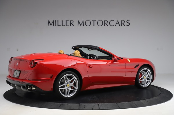 Used 2016 Ferrari California T for sale Sold at Bugatti of Greenwich in Greenwich CT 06830 8