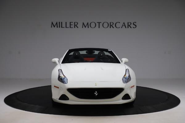 Used 2015 Ferrari California T for sale $159,900 at Bugatti of Greenwich in Greenwich CT 06830 12