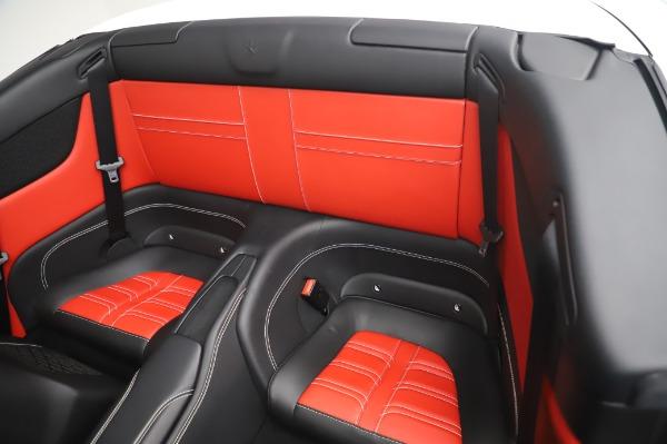 Used 2015 Ferrari California T for sale $159,900 at Bugatti of Greenwich in Greenwich CT 06830 20