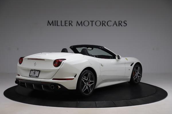 Used 2015 Ferrari California T for sale $159,900 at Bugatti of Greenwich in Greenwich CT 06830 7