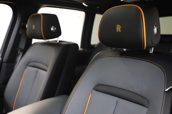 Used 2019 Rolls-Royce Cullinan for sale $349,900 at Bugatti of Greenwich in Greenwich CT 06830 10