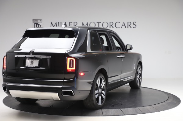 Used 2019 Rolls-Royce Cullinan for sale $349,900 at Bugatti of Greenwich in Greenwich CT 06830 6