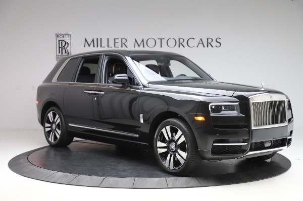 Used 2019 Rolls-Royce Cullinan for sale $349,900 at Bugatti of Greenwich in Greenwich CT 06830 8