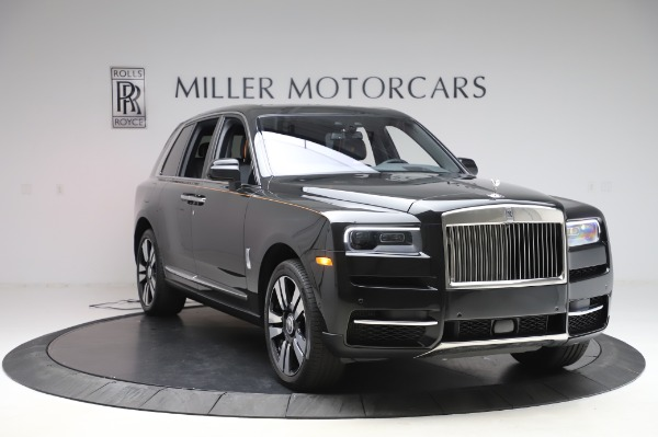 Used 2019 Rolls-Royce Cullinan for sale $349,900 at Bugatti of Greenwich in Greenwich CT 06830 9