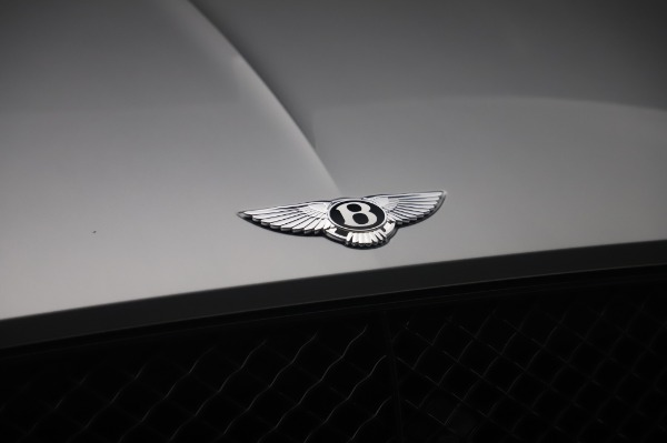 New 2020 Bentley Continental GT V8 First Edition for sale Call for price at Bugatti of Greenwich in Greenwich CT 06830 14