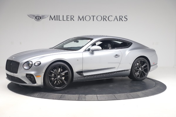 New 2020 Bentley Continental GT V8 First Edition for sale $276,600 at Bugatti of Greenwich in Greenwich CT 06830 2
