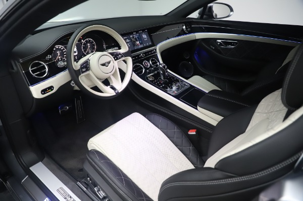 New 2020 Bentley Continental GT V8 First Edition for sale $276,600 at Bugatti of Greenwich in Greenwich CT 06830 20
