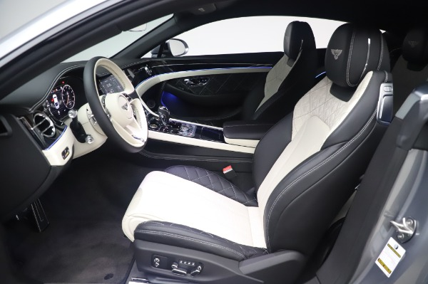 New 2020 Bentley Continental GT V8 First Edition for sale $276,600 at Bugatti of Greenwich in Greenwich CT 06830 21