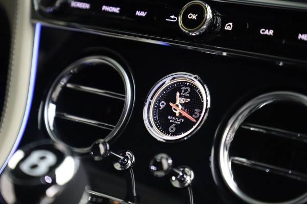Used 2020 Bentley Continental GT V8 First Edition for sale $259,900 at Bugatti of Greenwich in Greenwich CT 06830 26