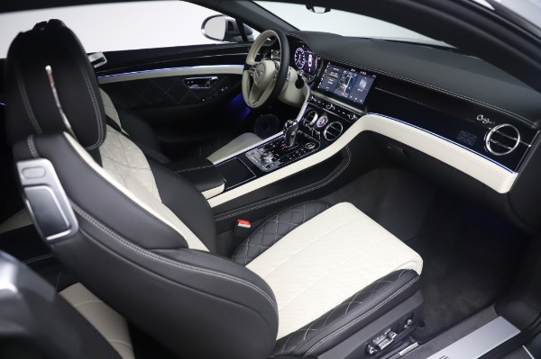 New 2020 Bentley Continental GT V8 First Edition for sale Call for price at Bugatti of Greenwich in Greenwich CT 06830 27
