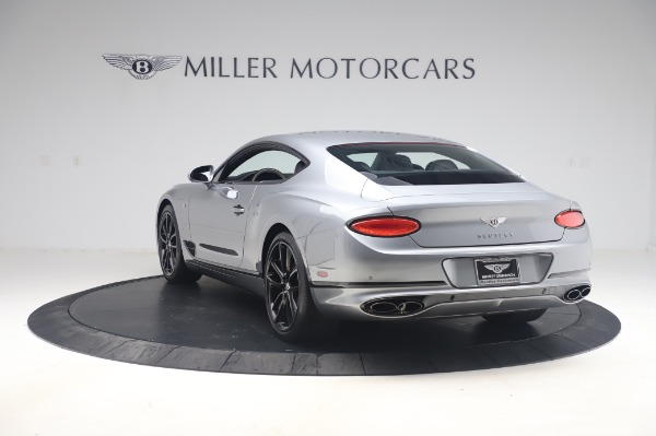 New 2020 Bentley Continental GT V8 First Edition for sale Call for price at Bugatti of Greenwich in Greenwich CT 06830 5