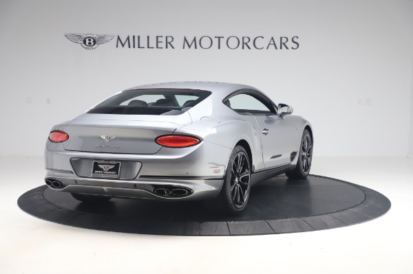 New 2020 Bentley Continental GT V8 First Edition for sale Call for price at Bugatti of Greenwich in Greenwich CT 06830 7