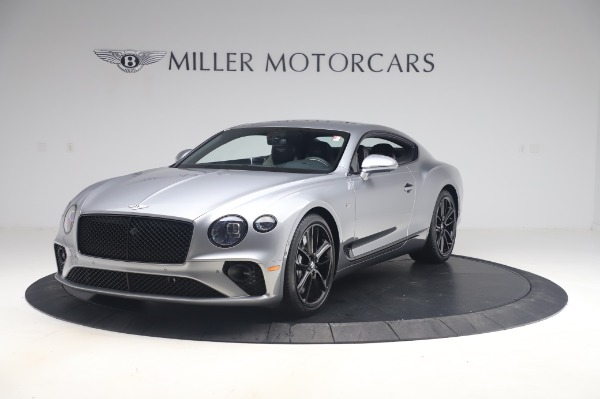 New 2020 Bentley Continental GT V8 First Edition for sale $276,600 at Bugatti of Greenwich in Greenwich CT 06830 1